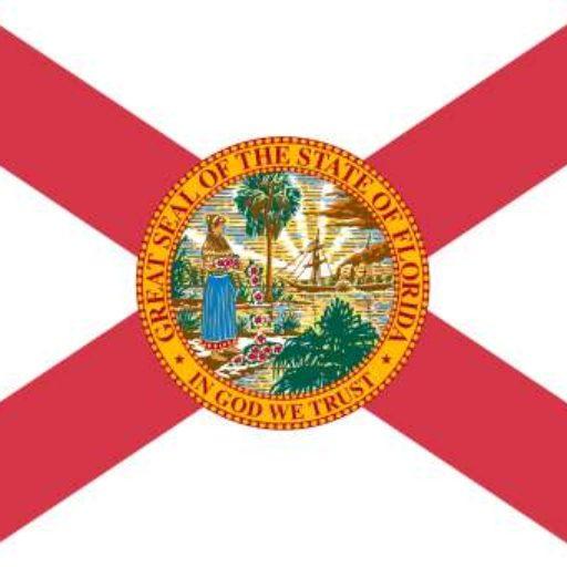 Cropped florida state flag jpg